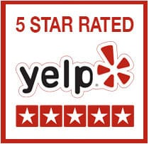 We Have a 5 Star Rating on Yelp for Roofing Companies