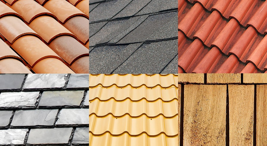 6 Popular Roofing Materials | Central Bay Roofing & Restoration