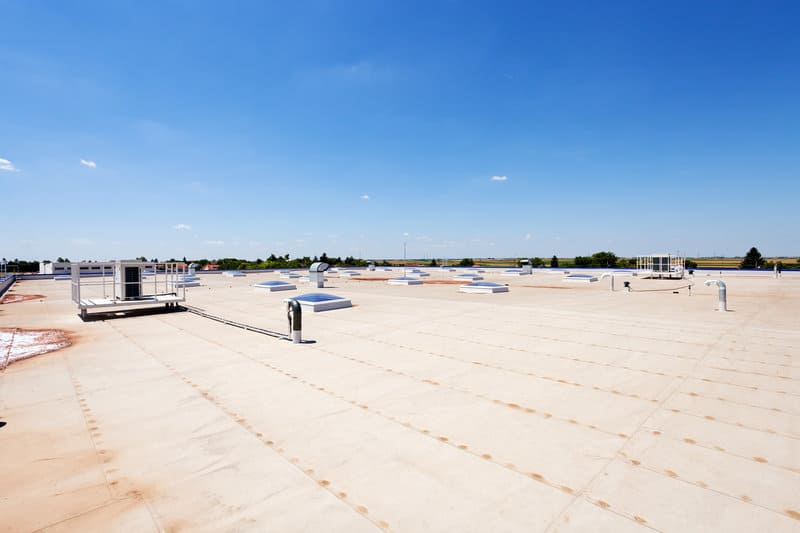 different commercial roof types to protect your business