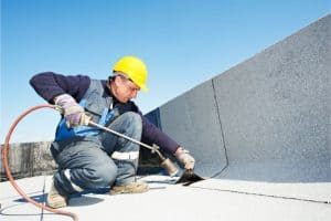 commercial roofing companies oakland repair work