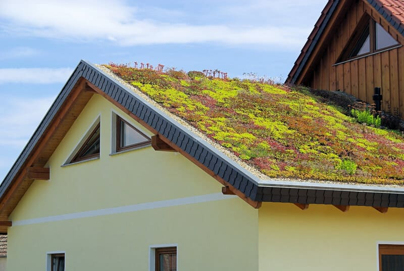 environmentally friendly roofing products