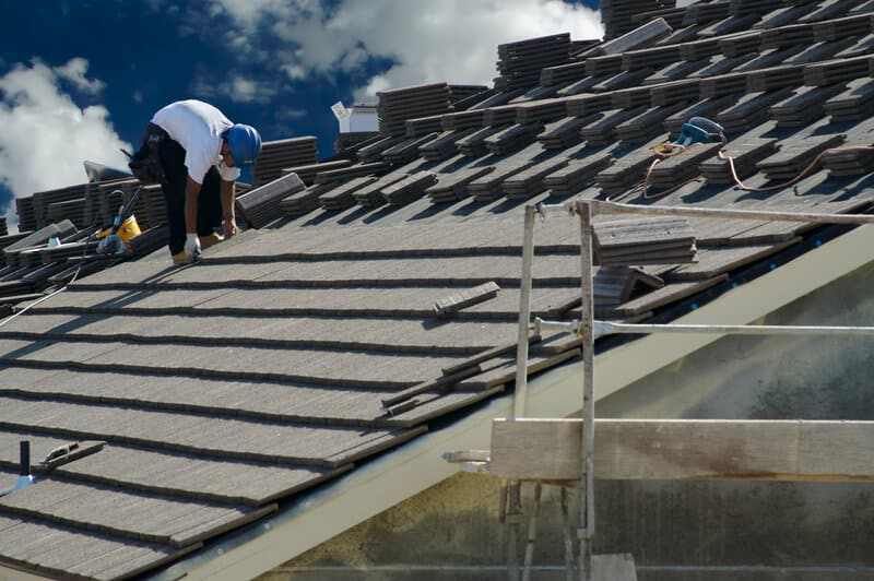 fire resistant roofing materials for bay area buildings